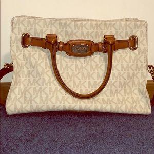 Authentic Michael Kors large purse.